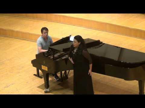 Handel - Giulio Cesare - Priva son d'ogni conforto