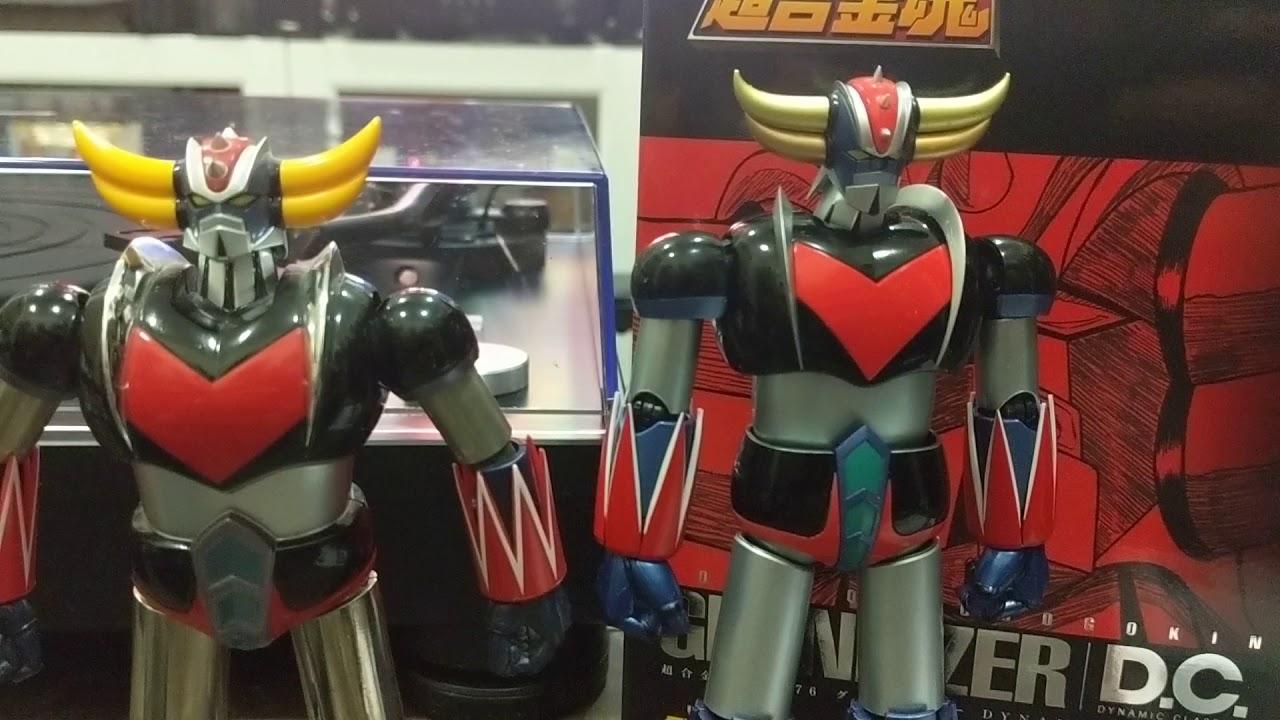 Soul of Chogokin GX-04 UFO Robo Grendizer GOLDORAK figure Bandai