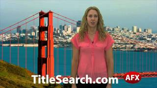 Property title records in Riverside County California   AFX