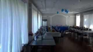 Подготовка, банкетный зал