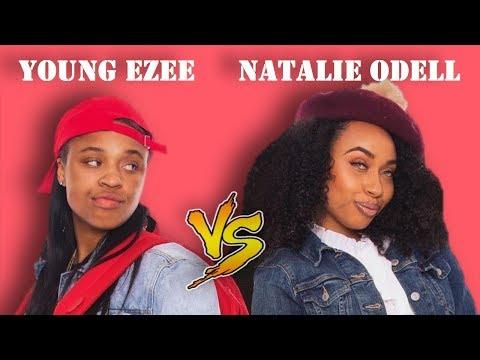 YOUNG EZEE vs NATALIE ODELL   Funny Instagram Compilation October 2018 - Vine Age✔