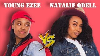 YOUNG EZEE vs NATALIE ODELL | Funny Instagram Compilation October 2018 - Vine Age✔