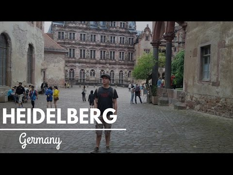Germany - One day in Heidelberg
