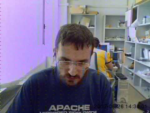 Webcam 2007