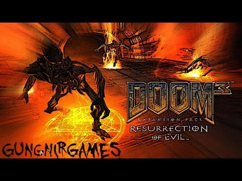Doom 3: Resurrection of Evil HD - Parte 1