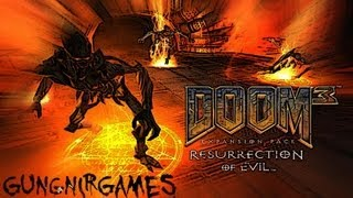 Doom 3: Resurrection of Evil HD - Parte 1