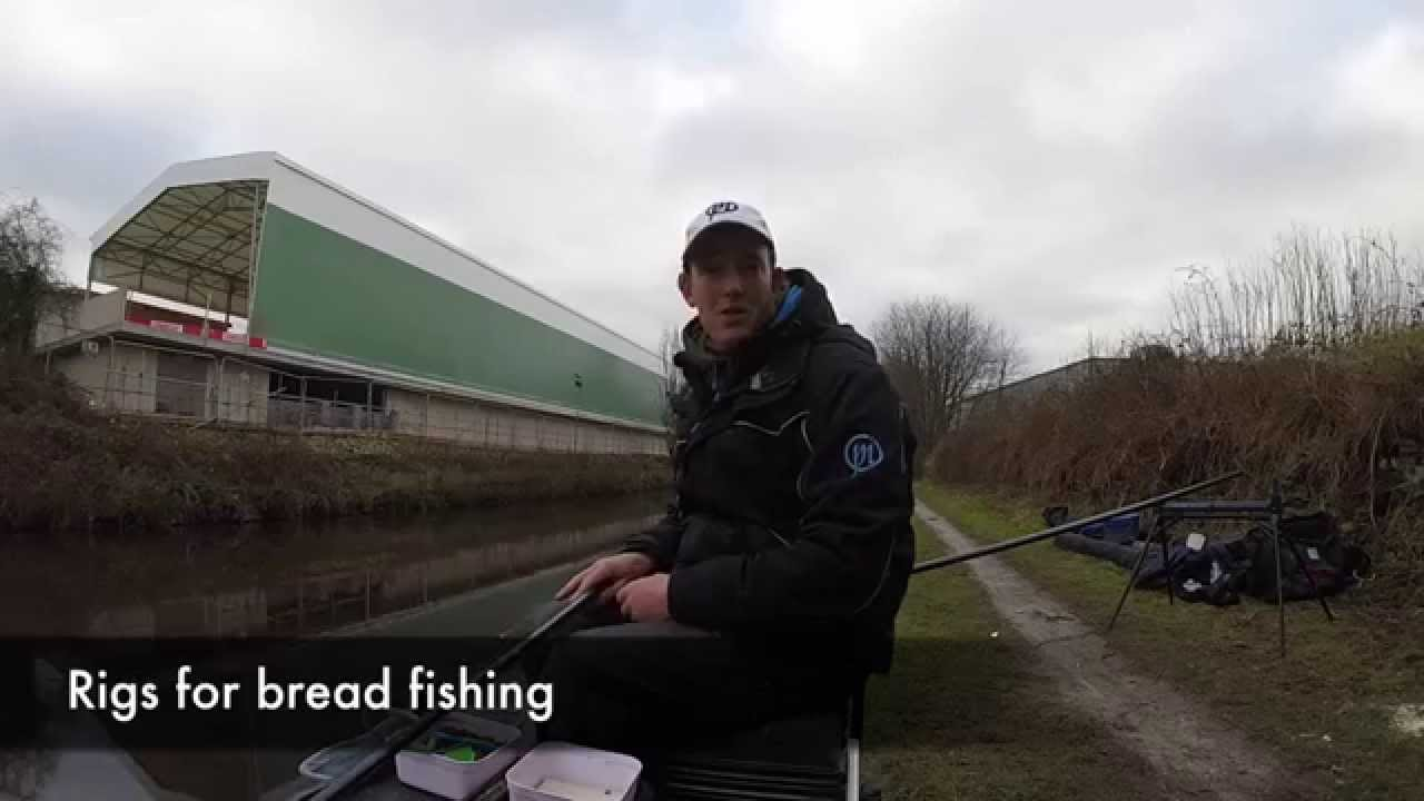 Bread punch fishing with lee kerry youtube for Fishing with bread