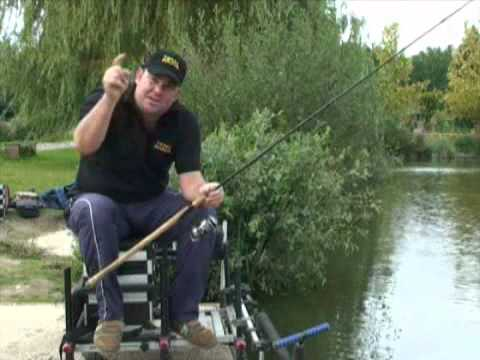 Will Raison On How To Cast A Float Or Feeder Correctly