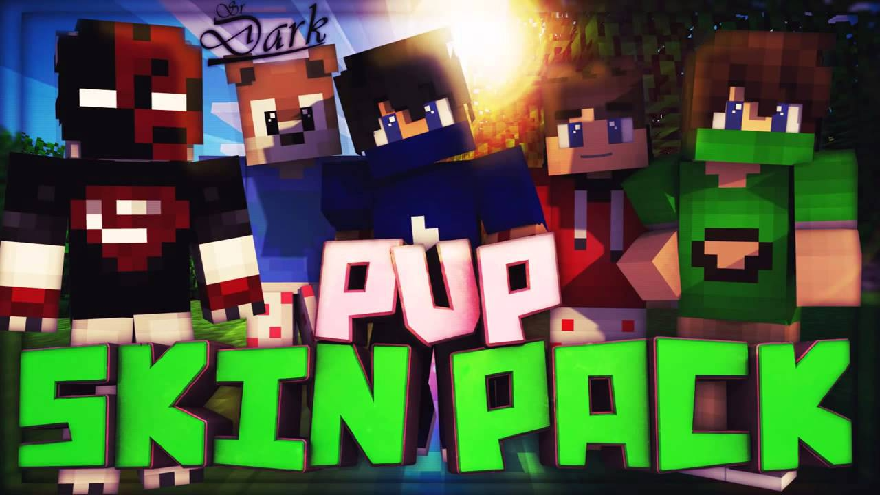 PACK SKINS PVP YouTube - Skins fur minecraft pvp