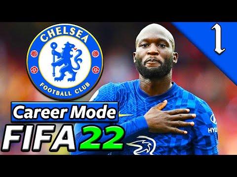 CREATING A DYNASTY! FIFA 22 Chelsea Career Mode #1