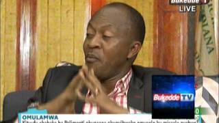 Akabinkano: Kituufu ababaka ba Paalamenti okugaana okugyibwako omusolo ku misaala gyabwe? Part B thumbnail