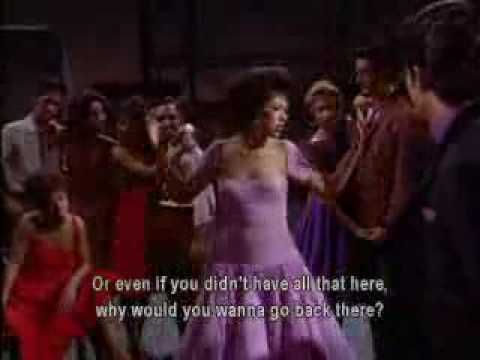 "West Side Story's ""America"" by Anita"