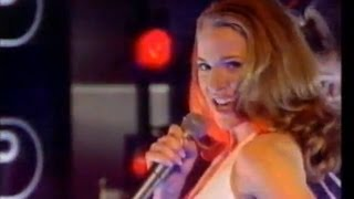 Gina G. - Ooh Aah... Just A Little Bit - Eurovision Entry - TOTP2 1996