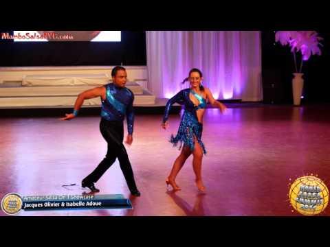 WSS16 Feb5. Amateur Salsa On 1 Showcase