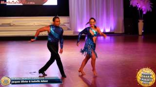 WSS16 Feb5. Amateur Salsa On 1 Showcase
