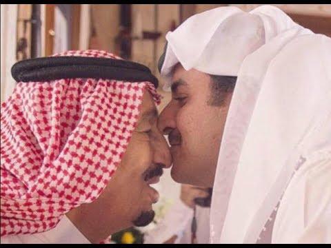 الأزمة السعودية القطرية.. تقبيل رأس الملك سلمان لا يكفي
