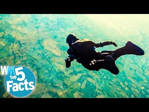 Top 5 Fun Facts About Skydiving