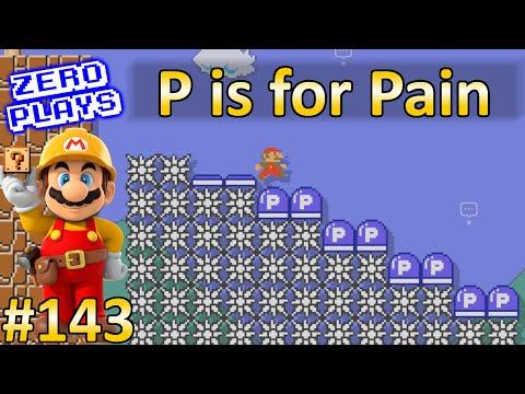 P is for Pain | Super Mario Maker Part 143
