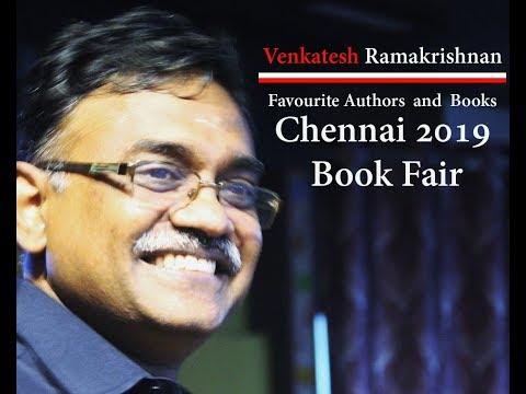 chennai-2019-book-fair--historian-venkatesh-favourite-authors-and-books