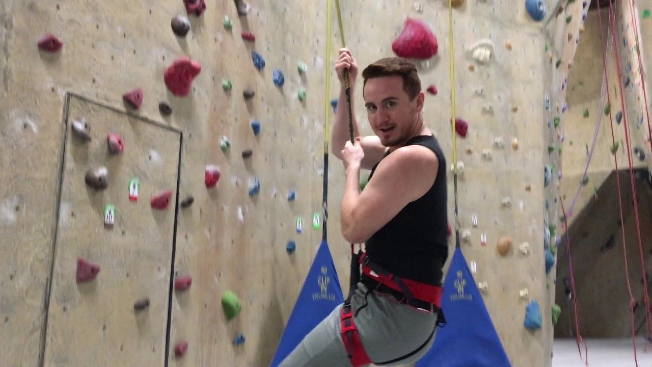 Dating en rock climber