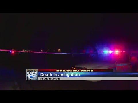 Police investigate man found with gunshot wound in southeast Albuquerqued