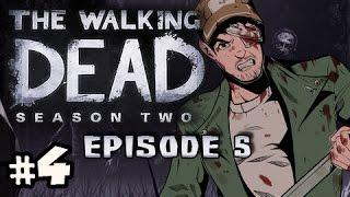 MIKE NO! - The Walking Dead Season 2 Episode 5 No Going Back Walkthrough Ep.4