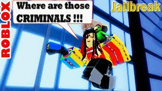 JUST DOING MY JOB! Please,, Don't be Mad! || Jailbreak