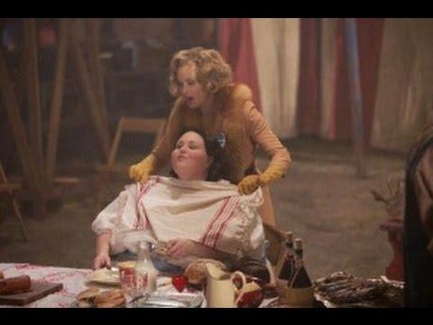 "American Horror Story: Freak Show Season 4 Episode 8 ""Blood Bath"" | AfterBuzz TV"