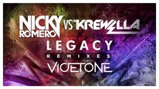 Repeat youtube video Nicky Romero vs Krewella- Legacy (Vicetone Remix)