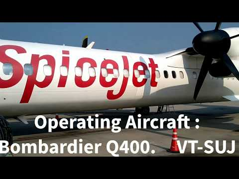 SPICEJET | SG-1063 | BANGALORE TO HYDERABAD