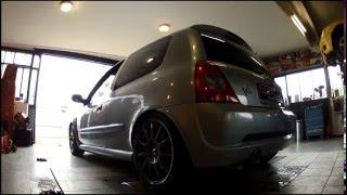 Tcr Développement Clio 2 rs Turbo