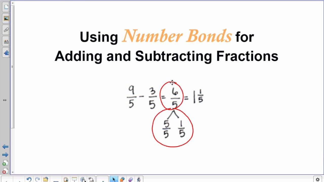 Adding & Subtracting Fractions