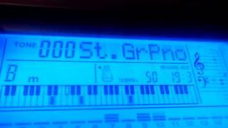 Видео урок   Замыкая круг синтезатор