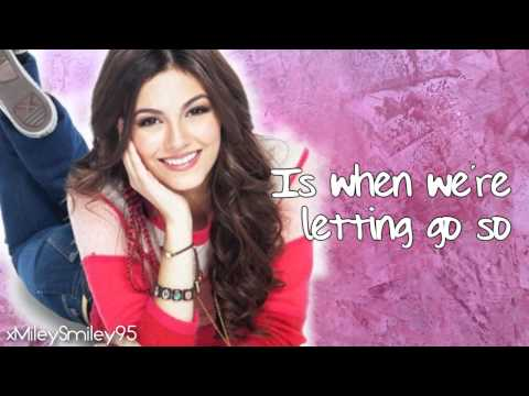 Victorious Cast ft. Victoria Justice - Shut Up N' Dance (with lyrics)