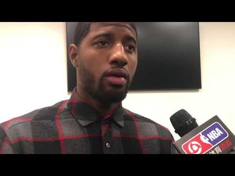 Paul George on the Thunder's ugly loss to the Jazz | ESPN