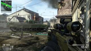 OpTic Predator 30-3 Black Ops 2 Sniper Gameplay