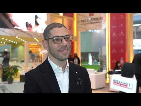 Haitham Assem, regional associate director of marketing, Millennium Hotels & Resorts