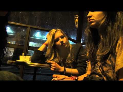 Cute French Girls I Interviewed In Montmartre, Paris