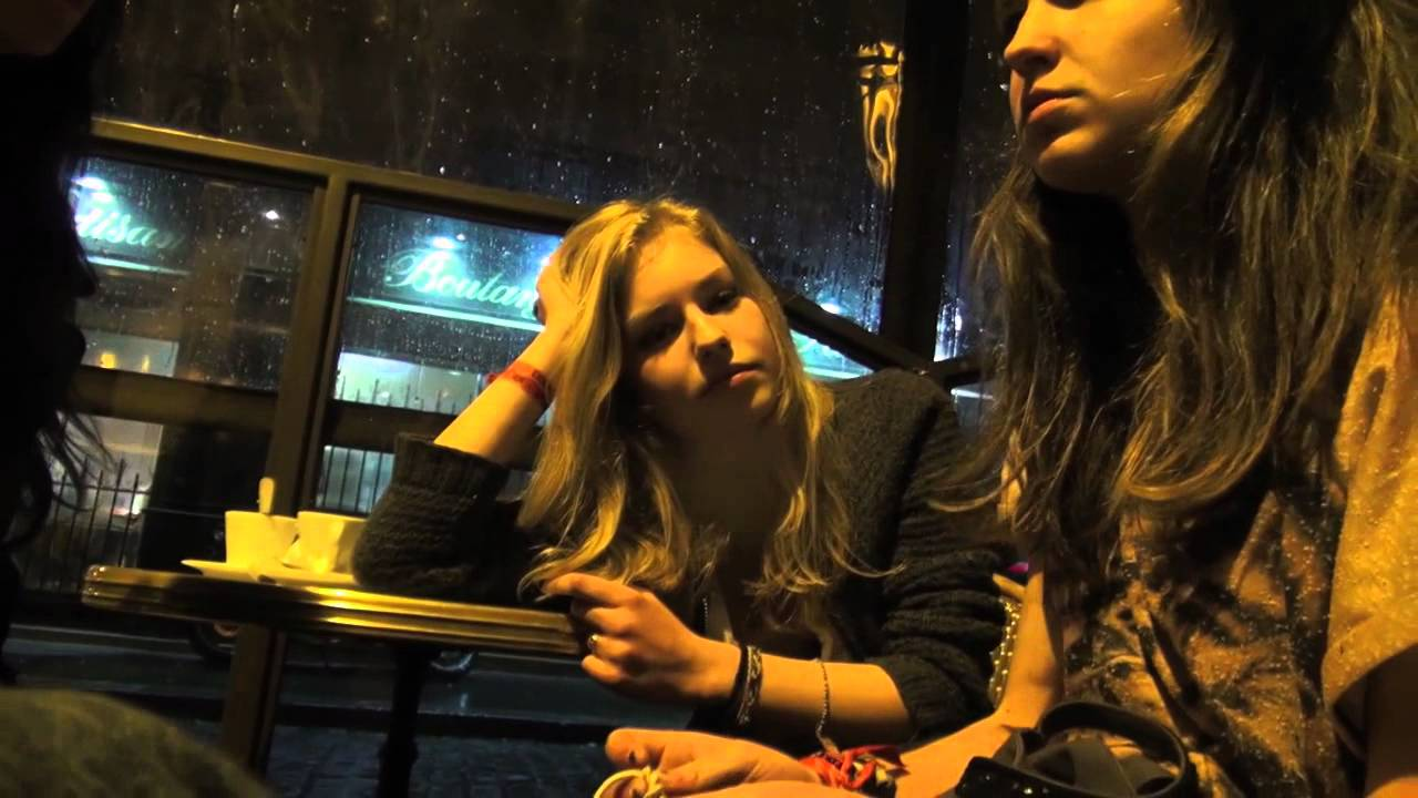 cute french girls i interviewed in montmartre paris youtube