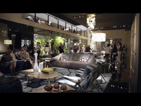 Roberto Cavalli Home Interiors - Salone del Mobile.Milano 2017