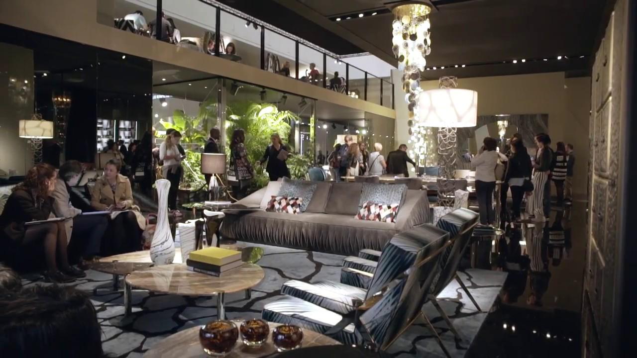 Roberto Cavalli Home Interiors  Salone del MobileMilano