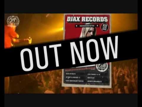 DJAX RECORDS 1989 - 2009 DVD TRAILER