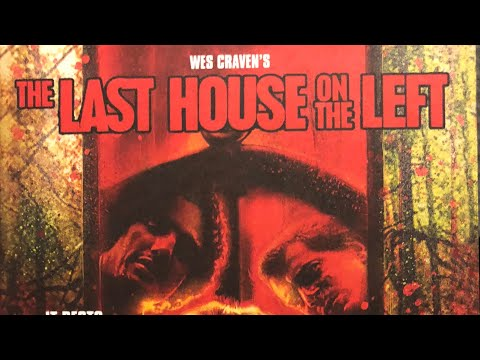 Arrow Video The Last House On The Left 1972 LE Unboxing!