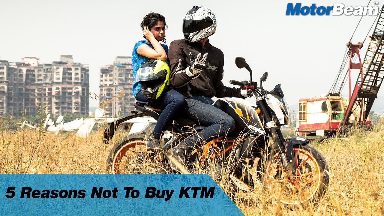Why Not To Buy Ktm Duke