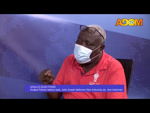 Agoro Ne Fom on Adom TV (23-1-21)