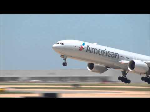 777-300ER Take Off