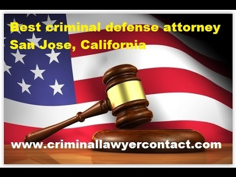 Find law, best criminal defense attorney San Jose, California, United States