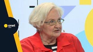 Prof. Łętowska wyjaśnia spór o Sąd Najwyższy   #OnetRANO #WIEM