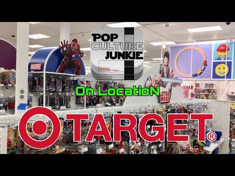 Pop Culture Junkie On LocatioN TARGET Toy Funko POP Hunting & Clearance