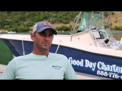 British Virgin Islands with Good Day Charters